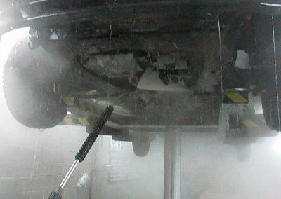 Don Pato, limpieza de motor y bajos