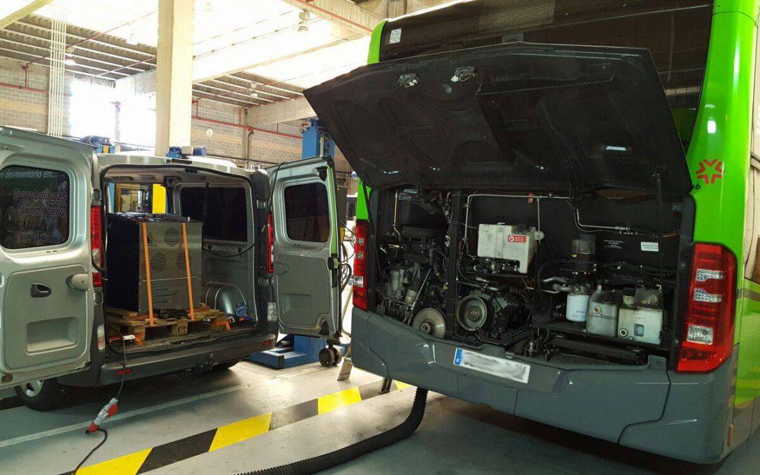 Descarbonizadoras: imprescindibles para talleres mecánicos… y el Medio Ambiente.